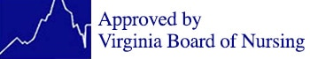 Approved by Virginia Board of Nursing