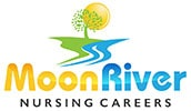 Moon River Nursing Careers Logo