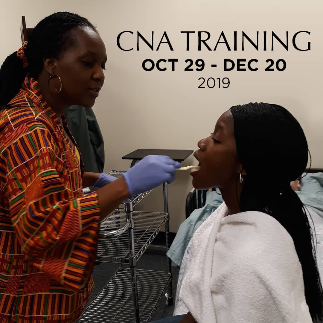 CNA Training in Ashburn, VA. Save $100 on the October class! We offer a best price guarantee!