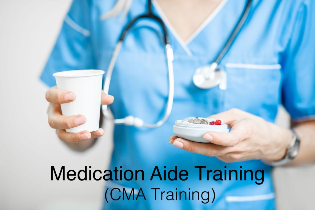 Medication Aide Training January 2020