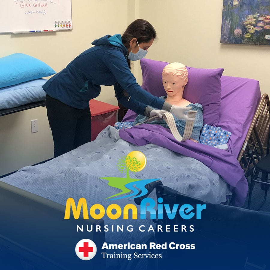 Nurse Assistant Training Program at Moon River Nursing Careers