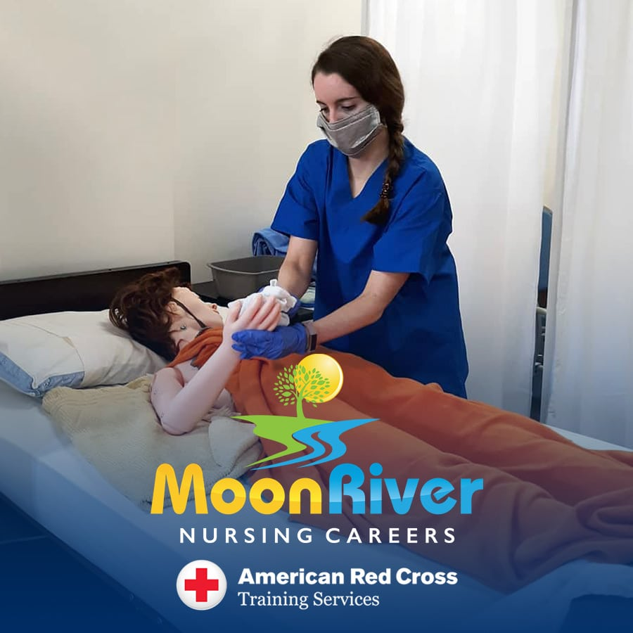 CNA Skills | Moon River Nursing Careers in Ashburn VA