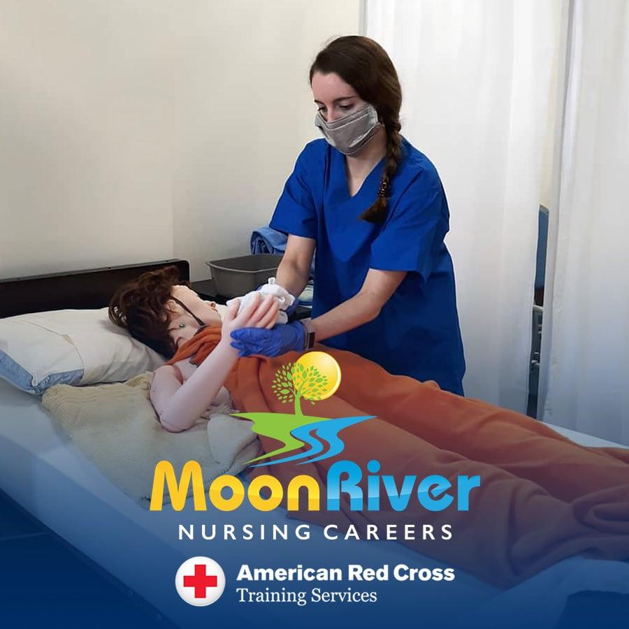 CNA Skills | Moon River Nursing Careers in Ashburn VA