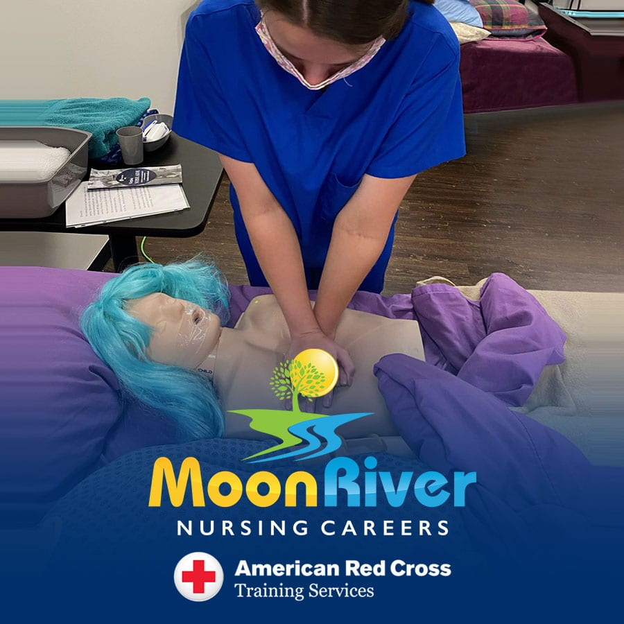 Nurse Assistant Training offered in partnership with The American Red Cross