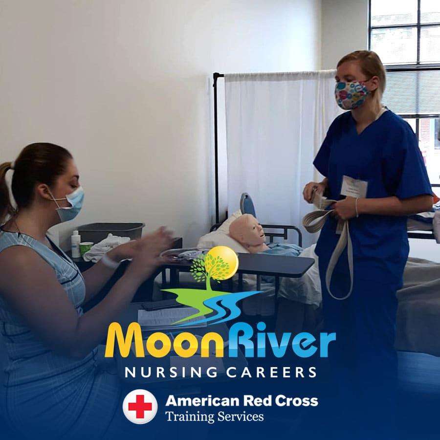 CNA Training at Moon River Nursing Careers