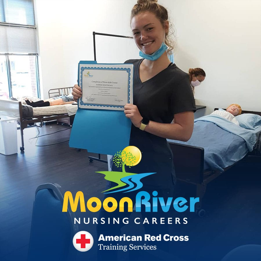 Nurse Assistant Training at Moon River Nursing Careers